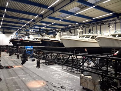 Linssen Yachts Boat Show