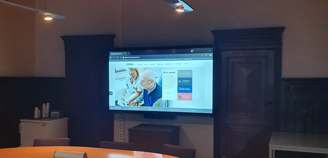 clevertouch poly conference jessa by FOXX AV
